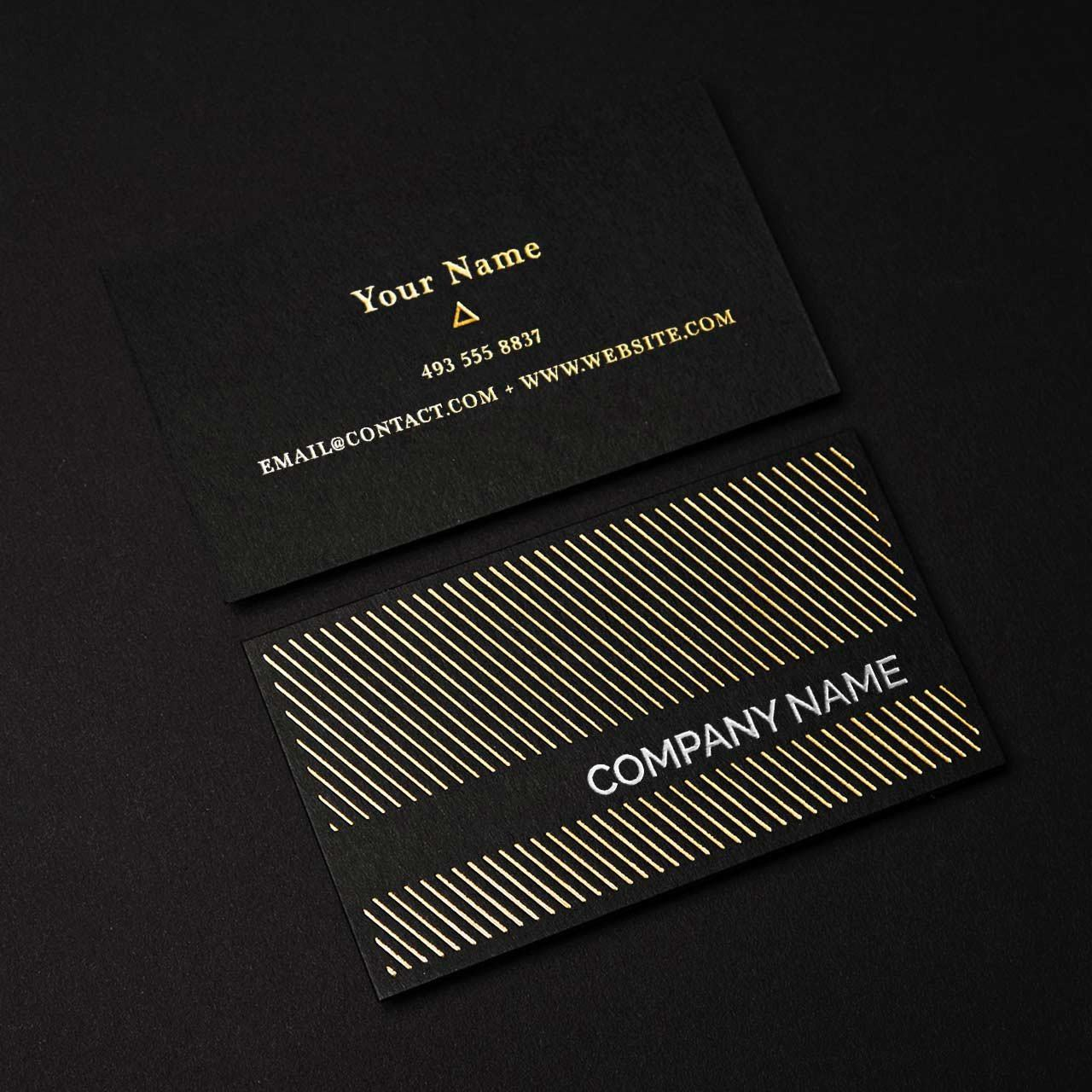 Fashioned Vip Business Cards Crest | Egy 4 Konami