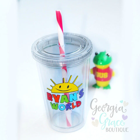 Ryan's World Tumbler - Kids Cup