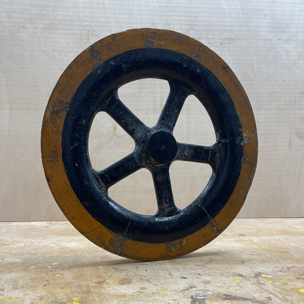 "12.5"" Flywheel 5-Spoke Straight (Special Order - Deposit)"