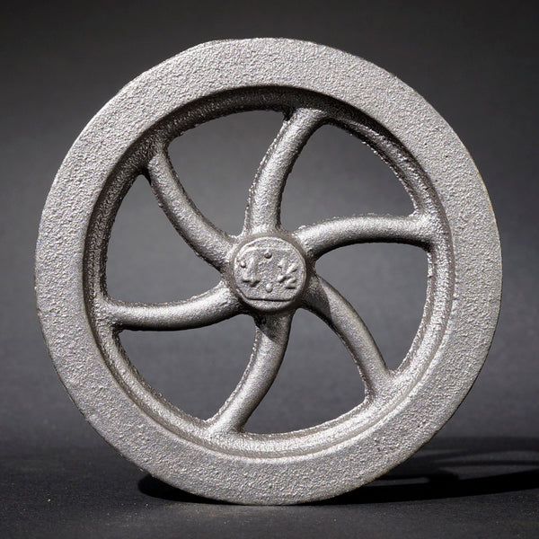 "4½"" Flywheel 6-Spoke Curved"