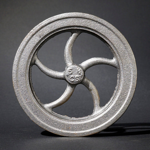 "5½"" Flywheel 5-Spoke Curved"