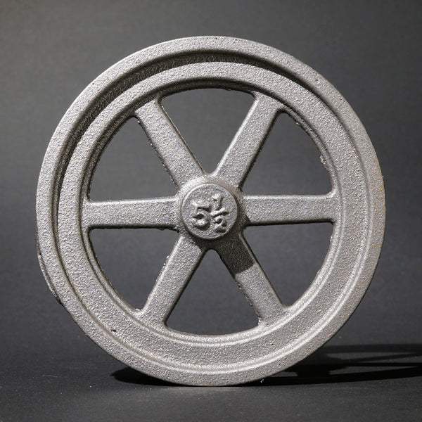 "5½"" Flywheel 6-Spoke Straight"