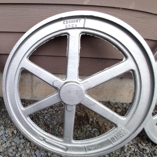 "28"" Flywheel 6-Spoke Straight Deere - Gov Side (Special Order - Deposit)"