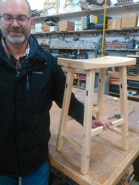 Woodworking 101 - Projects - April 2021 - Thursday Evenings