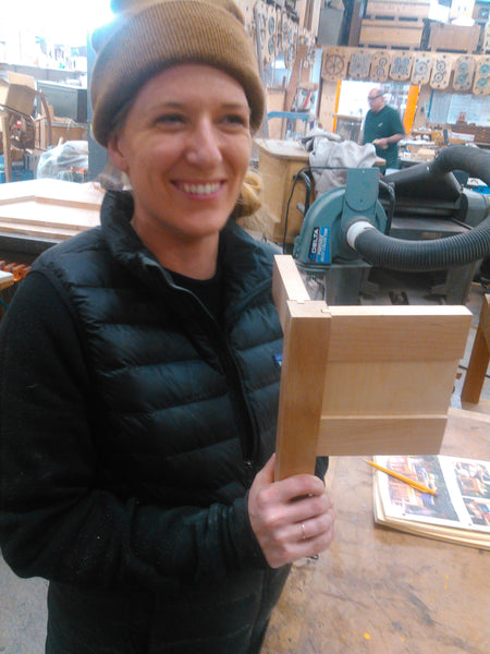 Woodworking 101 - Part 2: Joints - January 2021 - Tuesday Evenings