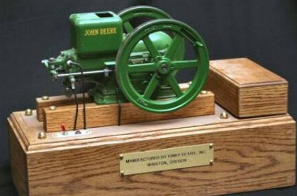 John Deere 1½ HP Engine - 3/10 Scale Casting Set