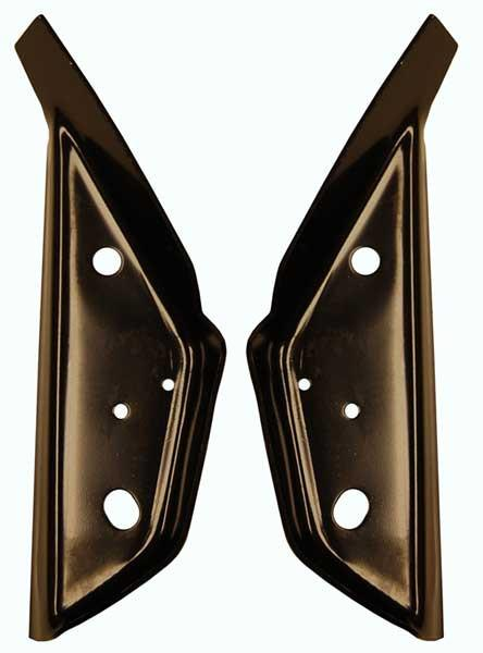 1970-1974 Dodge Challenger E-Body Rear Floor Pan Reinforcements
