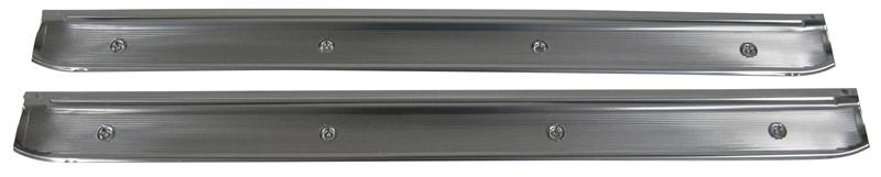 1968-1970 Dodge Charger Door Sill Plate, RH And LH, Pair