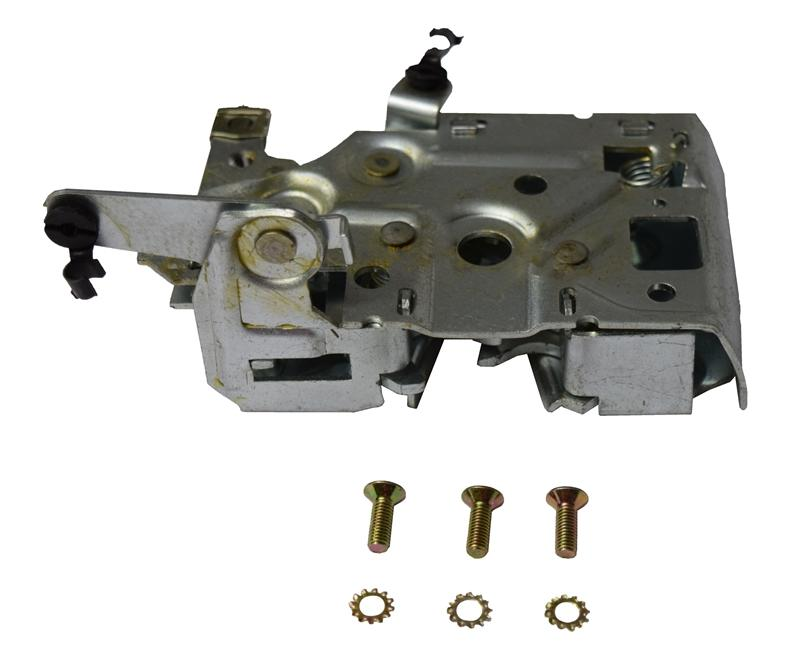 1979-1993 Ford Mustang Door Latch Assembly, RH