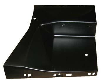 1967-1968 Ford Mustang Fender Apron, Front RH