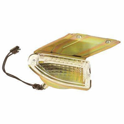 1970 Ford Mustang PASSENGER SIDE PARK LIGHT COMPLETE ASSEMBLY