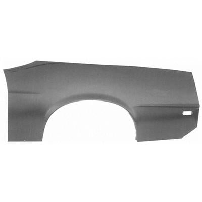 1970 Ford Mustang QUARTER PANEL SKIN LH HARDTP/CONVT 24in X 61in LONG