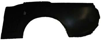 1964-1966 Ford Mustang Quarter Panel, LH Coupe