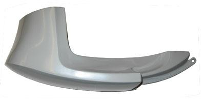 1967-1968 Ford Mustang Quarter Panel Extension,LH w/o Molding Convertible Coupe