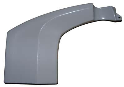 1971-1973 Ford Mustang Quarter Panel Extension, RH Fastback