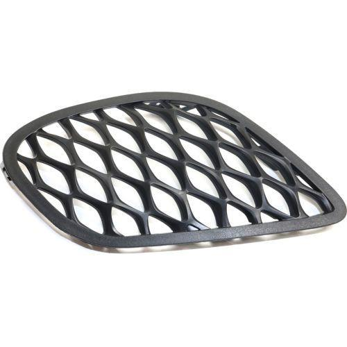 2015-2016 Dodge Charger Front Grille RH,Fog Lamp Opening Cover,Txtd,w/Hood Scoop