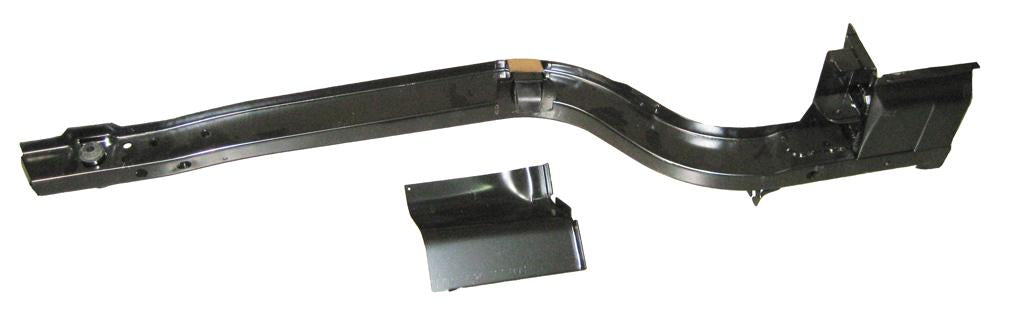 1965-1968 Ford Mustang Frame Rail,RH, Coupe Fastback