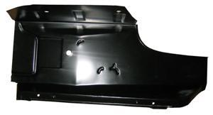 1964-1970 Ford Mustang Trunk Floor Panel, RH Coupe