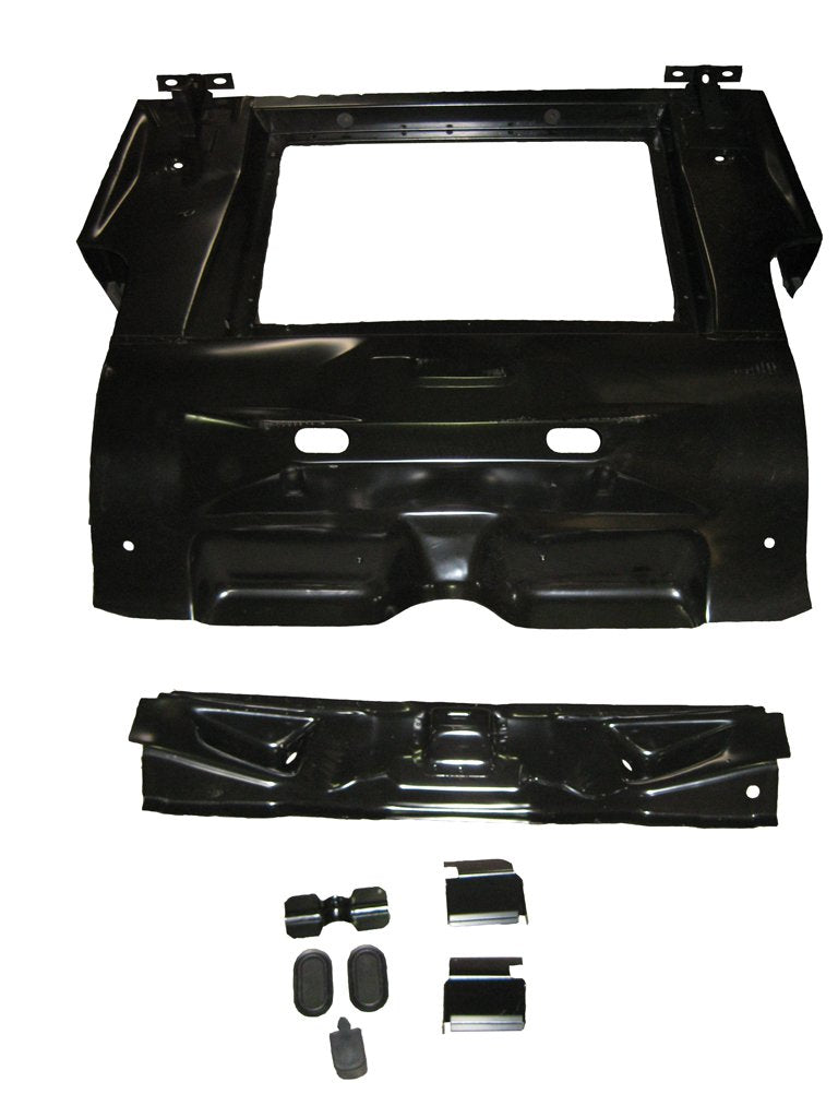 1969-1970 Ford Mustang Trunk Floor, Convertible