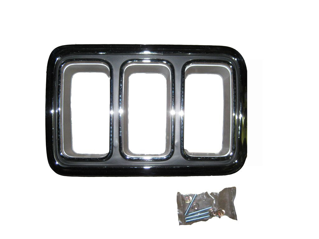 1970 Ford Mustang Tail Light Bezel, RH