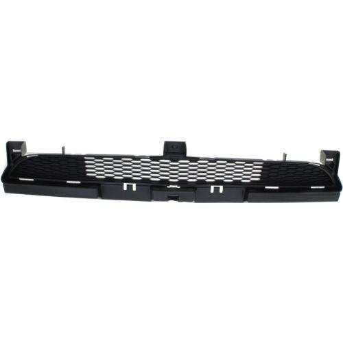 2011-2014 Dodge Charger Front Bumper Grille, Dark Gray