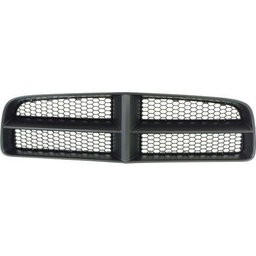 2006-2010 Dodge Charger Grille, Primed - Capa