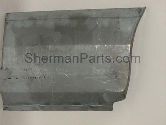 1968-1970 Dodge Charger Lower Front Quarter Panel Section LH