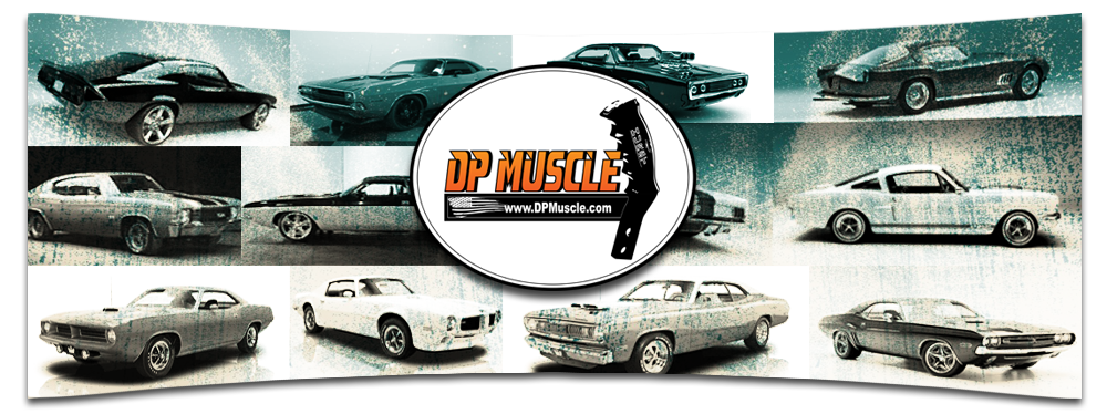Detroit Pure Muscle logo