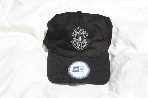 Vermont State Police Fitted Hat - Black