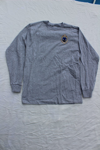 Vermont State Police Long-Sleeved T-Shirt - Athletic Heather