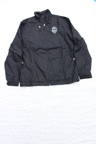 Vermont State Police Wind Breaker Jacket - Black