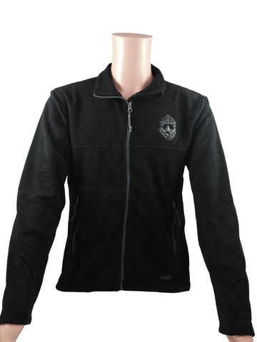 Vermont State Police Subdued Patch Fleece Jacket