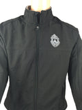 Vermont State Police Soft Shell Jacket - Subdued Patch