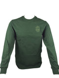Vermont State Police Embroidered Long-Sleeved T-Shirt - Green or Black