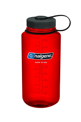 Nalgene® Nurse Life Red Water Bottle