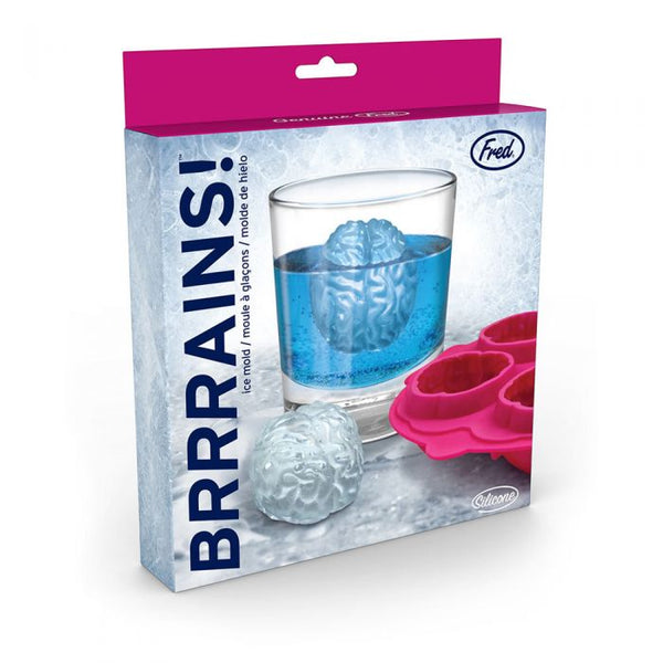 Brain Ice Cube Tray