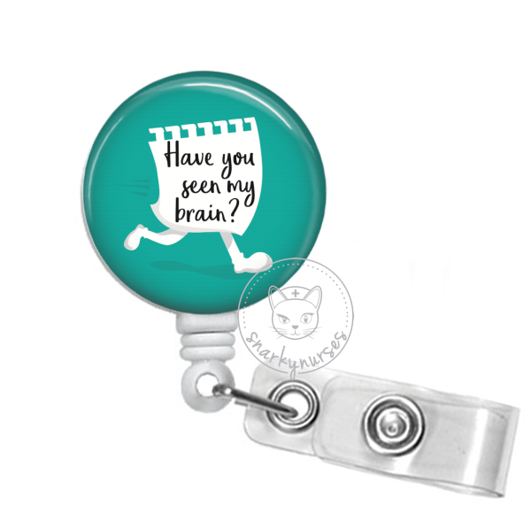 Badge Reel: Have You Seen My Brain?