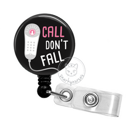 Badge Reel: Call, Don't Fall