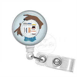 Badge Reel: Crystal Ball - A
