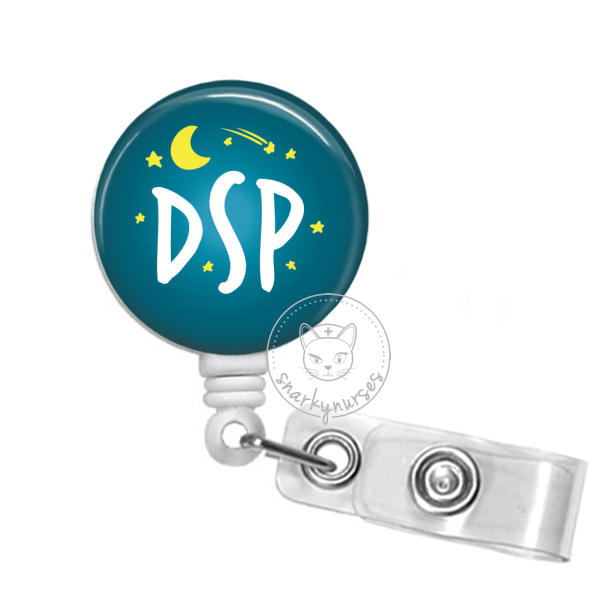 Badge Reel: DSP [Day shift problem]