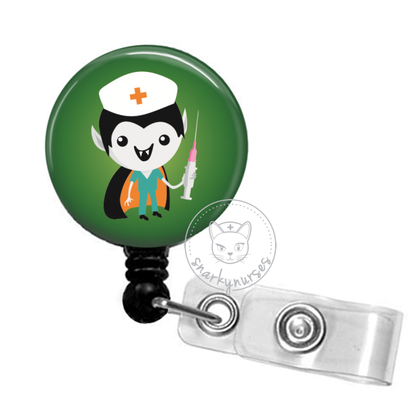 Badge Reel: Dracula