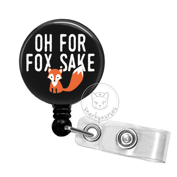 Badge Reel: Oh For Fox Sake