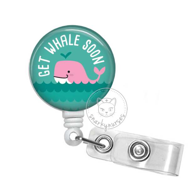 Badge Reel: Get Whale Soon