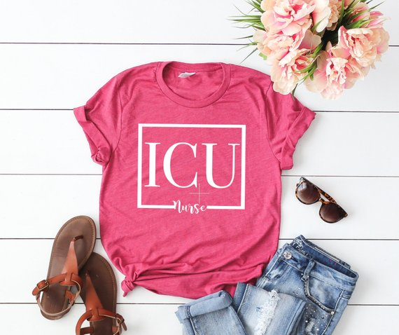 Shirt: ICU Nurse
