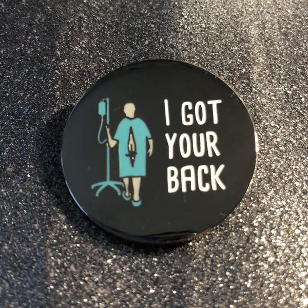 Pin: I got your back