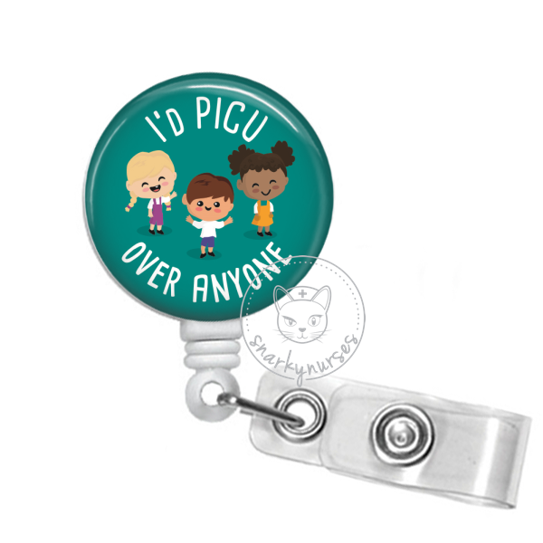 Badge Reel: I'd PICU over anyone