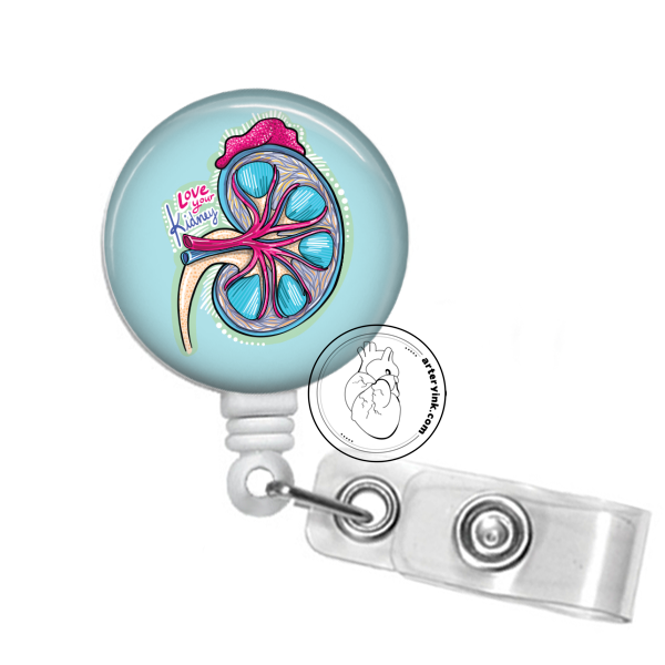Badge Reel: Love Your Kidney