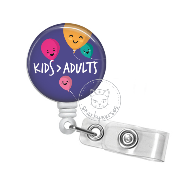 Badge Reel: Kids > Adults
