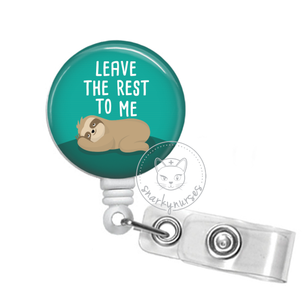 Badge Reel: Leave the Rest to Me
