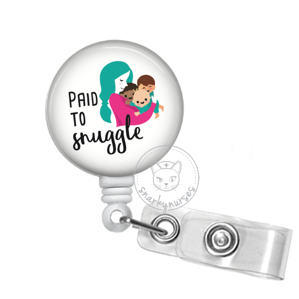 Badge Reel: Paid to Snuggle